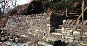 Environmental works funded by Defra