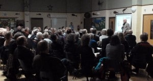 We held our first AGM last night